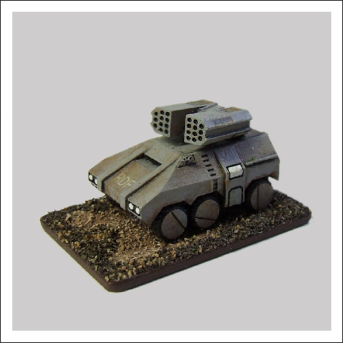 6mm Miniatures