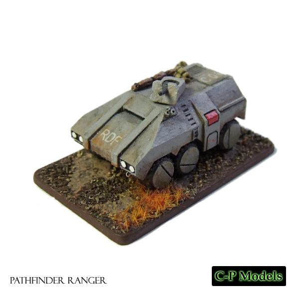pathfinder ranger