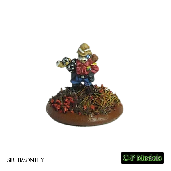 Sir Timonthy 6mm character