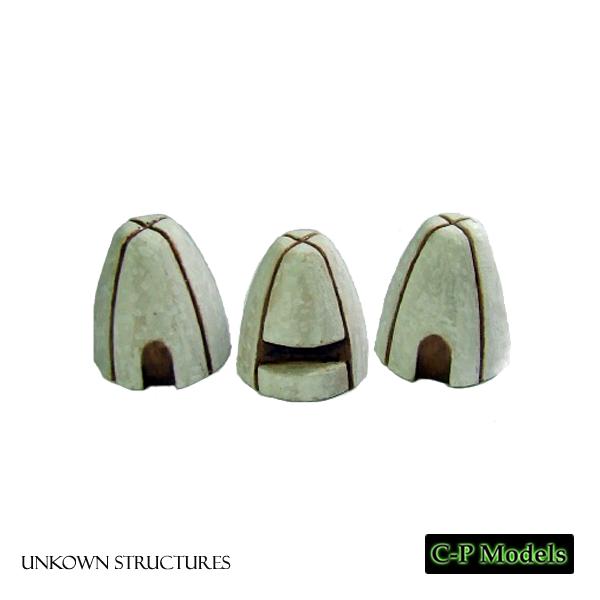structures of unknown origin