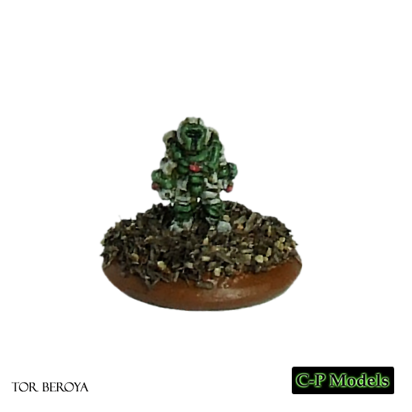 Tor Beroya 6mm character