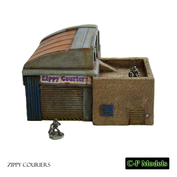 Zippy couriers