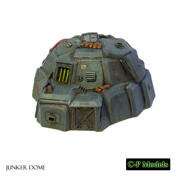 Junker dome 6mm building