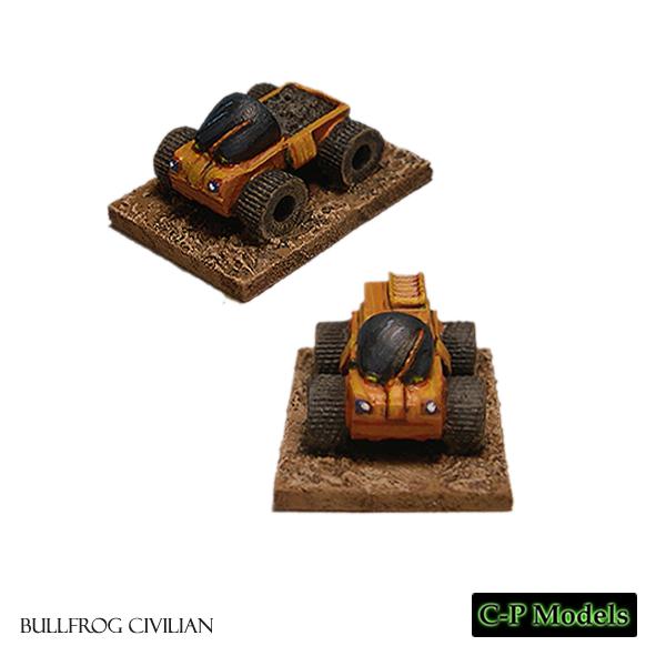 Bullfrog truck civilian 2