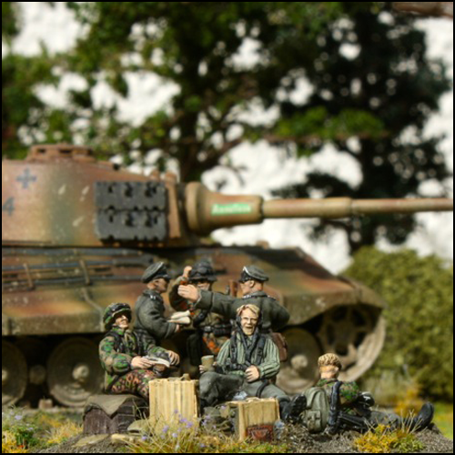 CP Models World War II