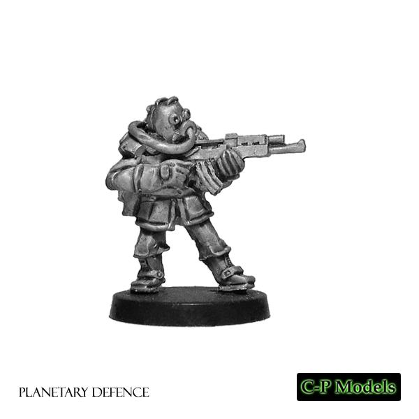 Planetary defence firing