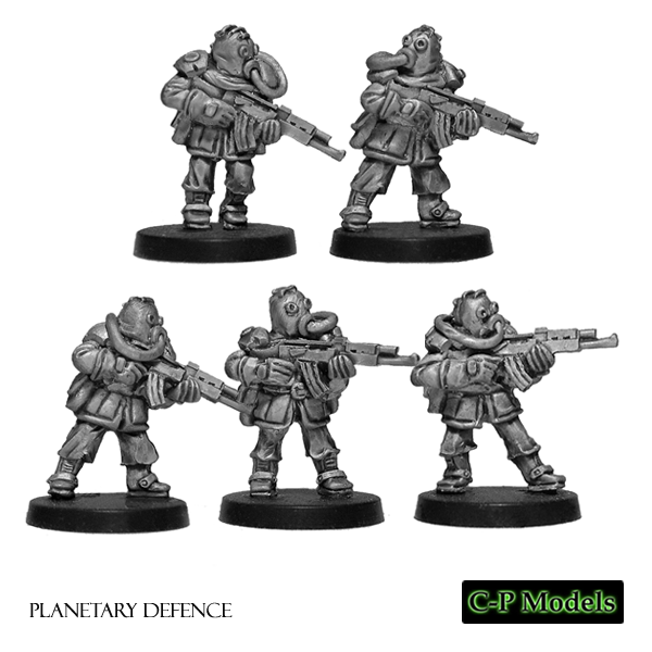 Planetary defence squad