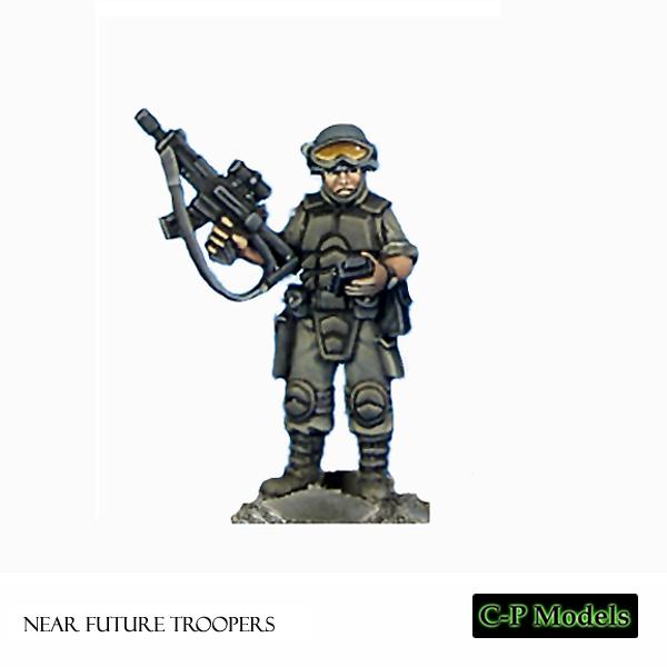 Near Future Troopers