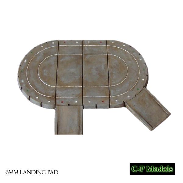 OKI landing pad