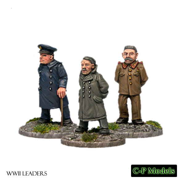28mm Historical Personalities