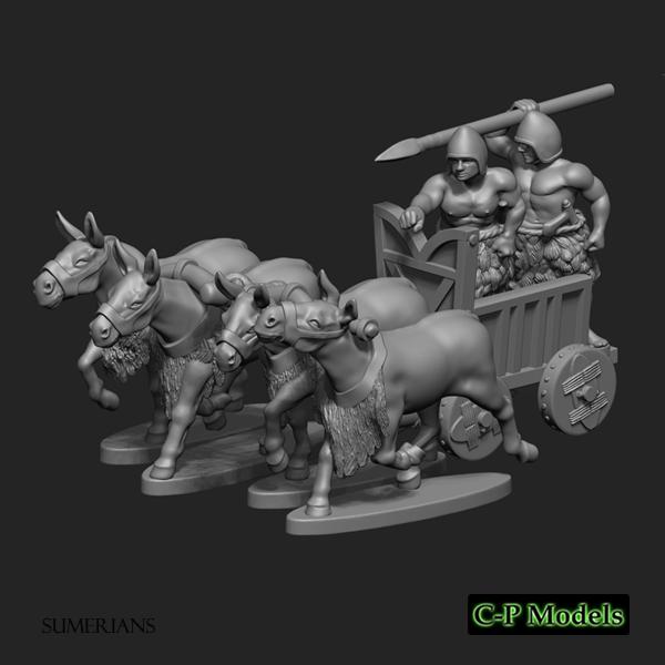 Sumerian battle car