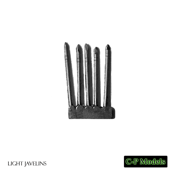 Light javelins