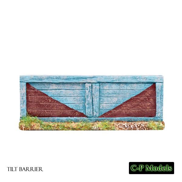 tilt barrier