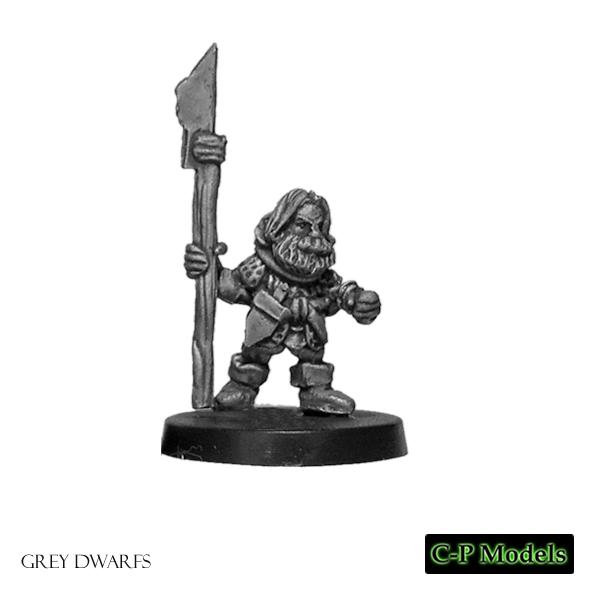 Grey dwarfs
