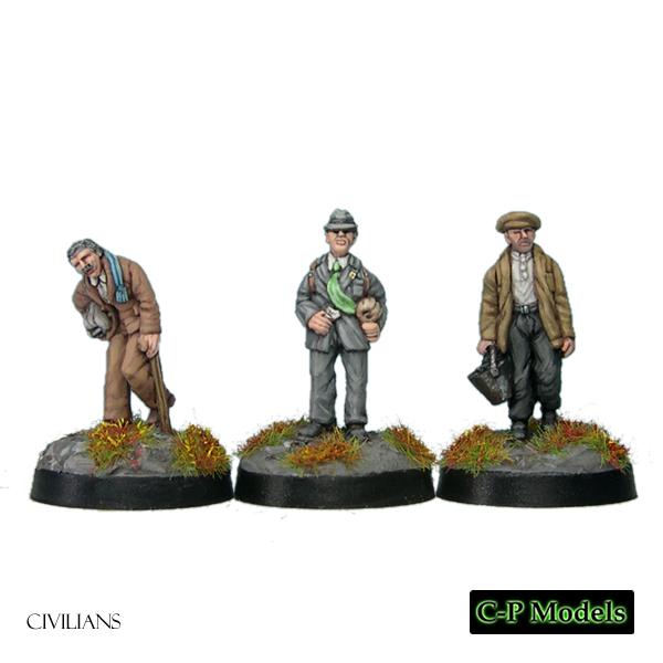 WWII Civilians