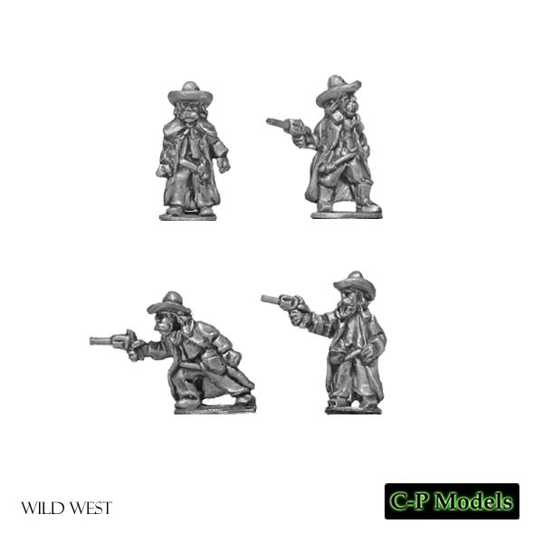 15mm Wild West