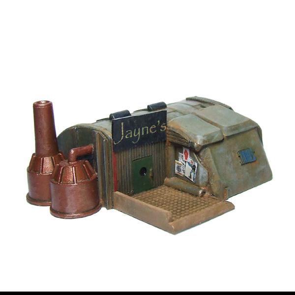 Junkers Scenery