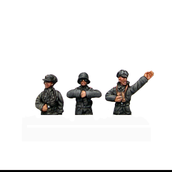 WWII German Forces