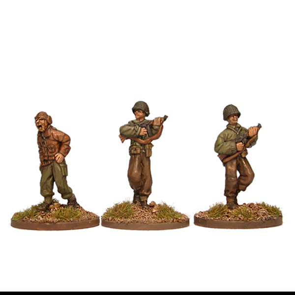 WWII US Infantry