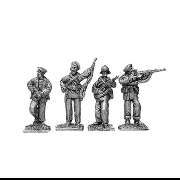 WWII Soviet Infantry