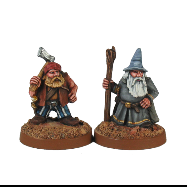 Dwarf Adventurers