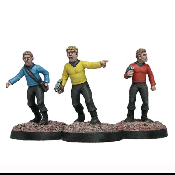 Starship Crew